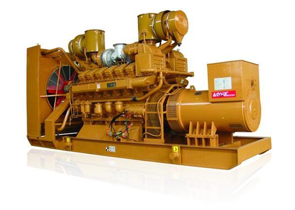 扬州济柴190kw系列柴油发电机组