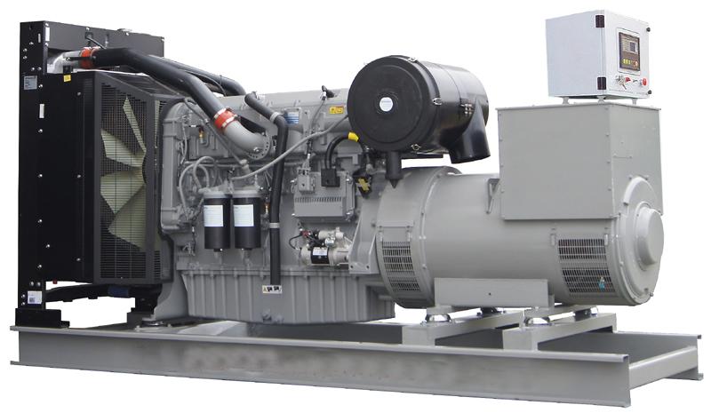 扬州帕金斯系列柴油发电机组