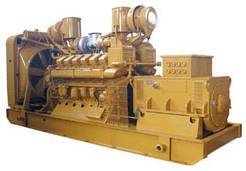 扬州应急发电机-700KW-2500KW济柴柴油发电机
